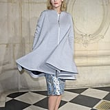 Leelee Sobieski in Dior at the Spring 2014 Couture Show