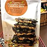 Organic Pumpkin Spice Granola Bark