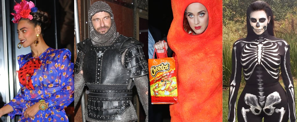 Celebrities Wearing Halloween Costumes 2014 | Pictures