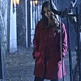 Alison DiLaurentis (as Red Coat)