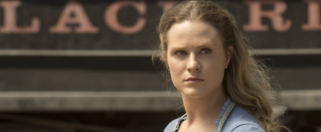 Evan Rachel Wood Has Her Own Theories About the Maze on Westworld
