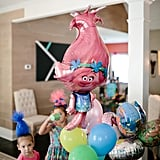Trolls Birthday Party Inspiration