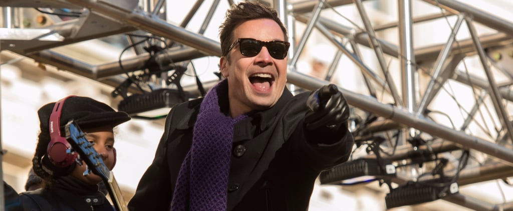Jimmy Fallon's Prince Cover at 2017 Thanksgiving Day Parade
