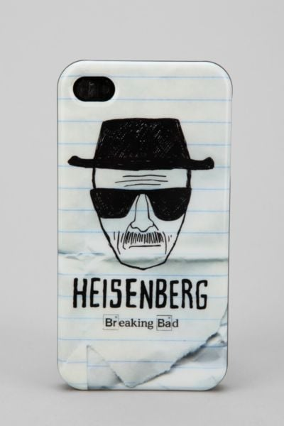 Heisenberg iPhone 5/5S Case