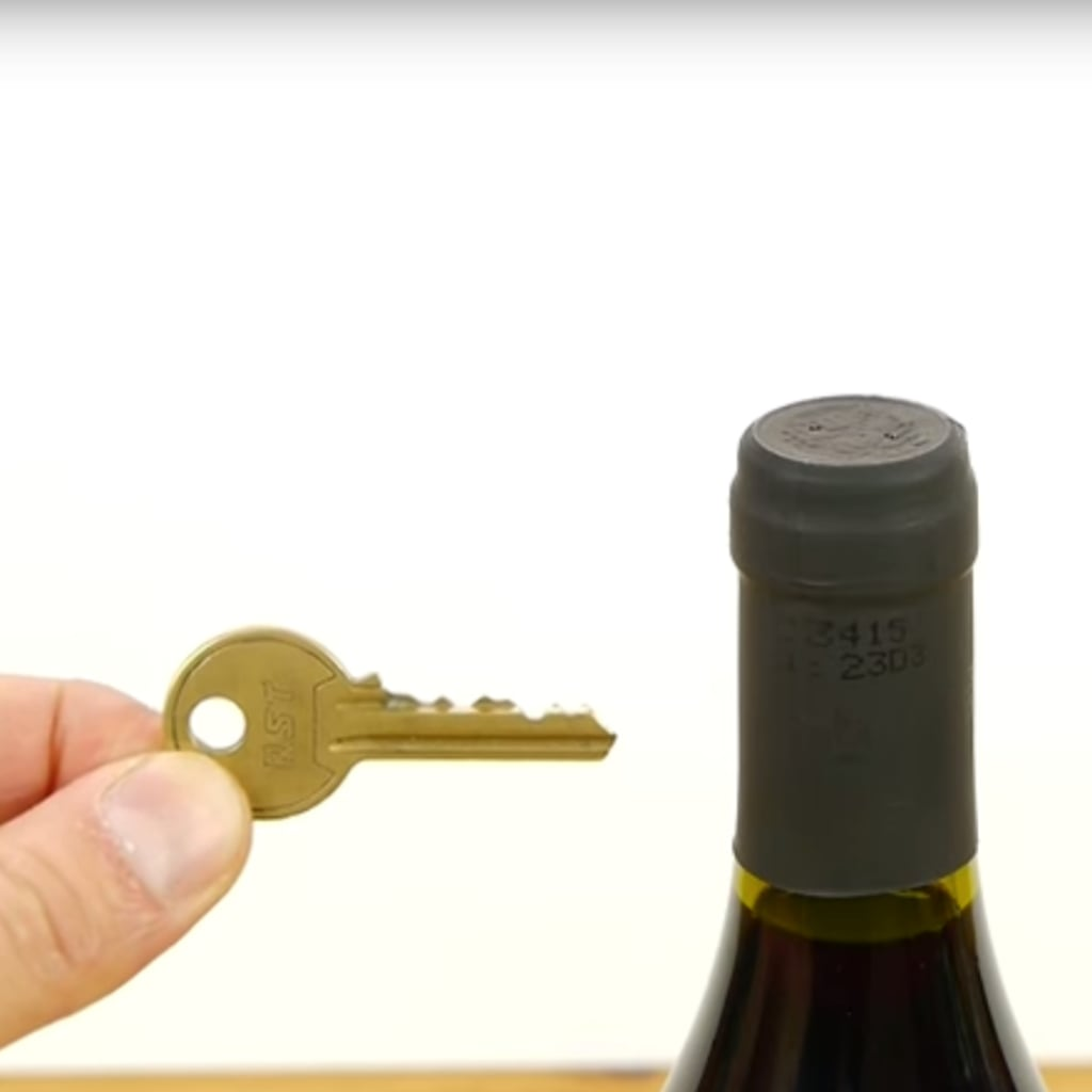 how to open beer bottle without opener