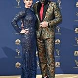 Rachel Reichard and Chris Sullivan
