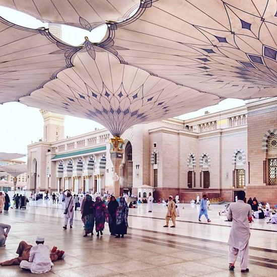 المواقع الإسلاميّة في المملكة العربيّة السعوديّة