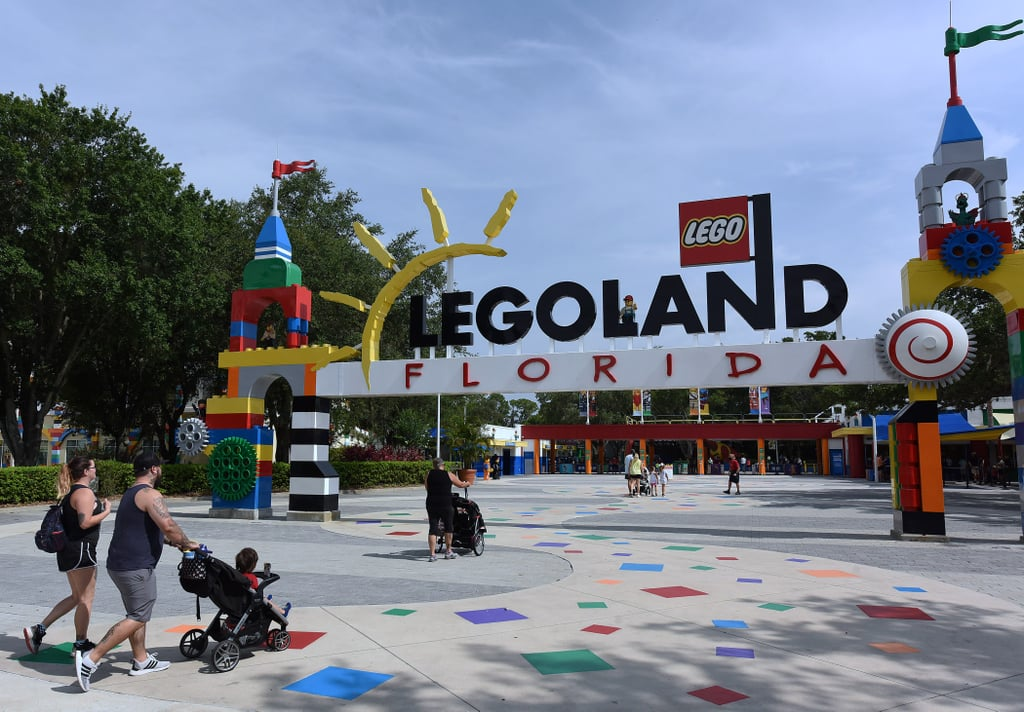 "In case you missed it: Legoland Florida officially reopened on June 1 amid the COVID-19 outbreak. With plenty of families itching to leave their homes in search of a little fun, the park's management implemented several safety measures — including keeping the park at a reduced capacity and enforcing social distancing — while guests enjoyed themselves.   Legoland Florida's general manager, Rex Jackson, told Blooloop that he's confident with the new guidelines the park has put in place. ""As part of Merlin Entertainments, our leaders across the globe have been sharing best practices daily, and we've been able to apply what we've learned from other successful Merlin attraction reopenings to be confident with our resort's reopening plan,"" he said. Scroll ahead to get a look at photos from the first day the park reopened.      Related:                                                                                                           7 Virtual Summer Camps That Will Keep Your Little Ones Engaged"