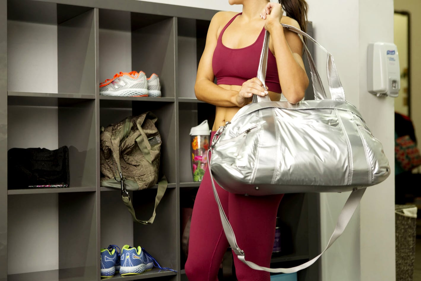 How to Keep Your Gym Bag From Smelling  a3e666f5dcb92