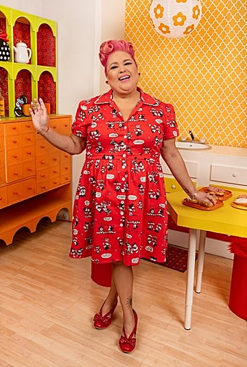 Shop Stitch Shoppe by Loungefly's Retro Disney Dresses