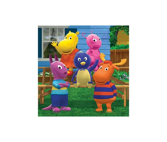 What is Uniqua on the Backyardigans?
