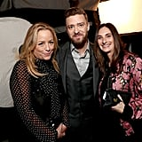 Justin Timberlake at THR's Nominees Night 2017 Pictures
