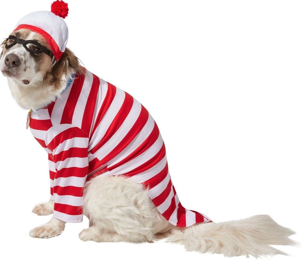"Rubie's Costume Company Where's Waldo ""Woof"" Dog Costume"
