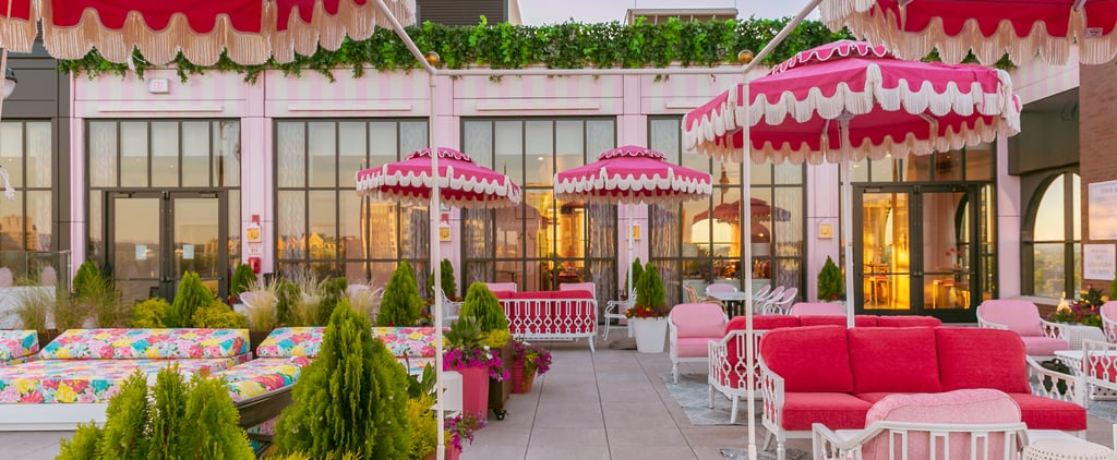 See Photos of Nashville's Dolly Parton-Inspired Rooftop Bar