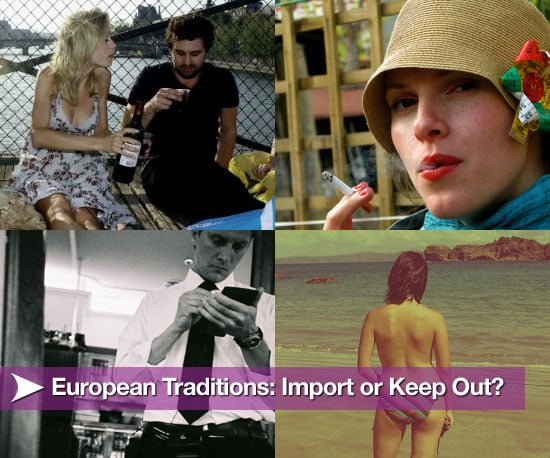 European Traditions: Import or Keep Out?