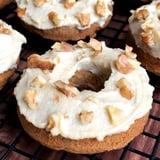 Baked Vegan Carrot Cake Protein Doughnut Recipe