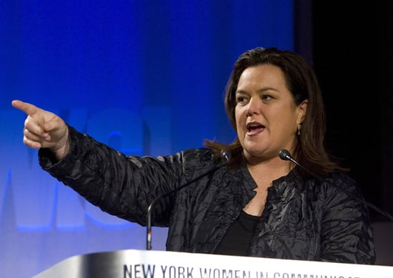 "Rosie O'Donnell Says Bye-Bye to ""The View"""