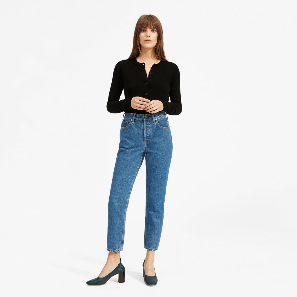 Everlane The '90s Cheeky Straight Jean