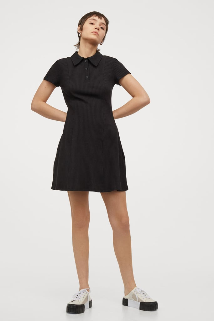 The Sporty Style: H&M Tennis Dress