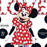 We couldn't help but smile when we saw Minnie Mouse's cover of Love.