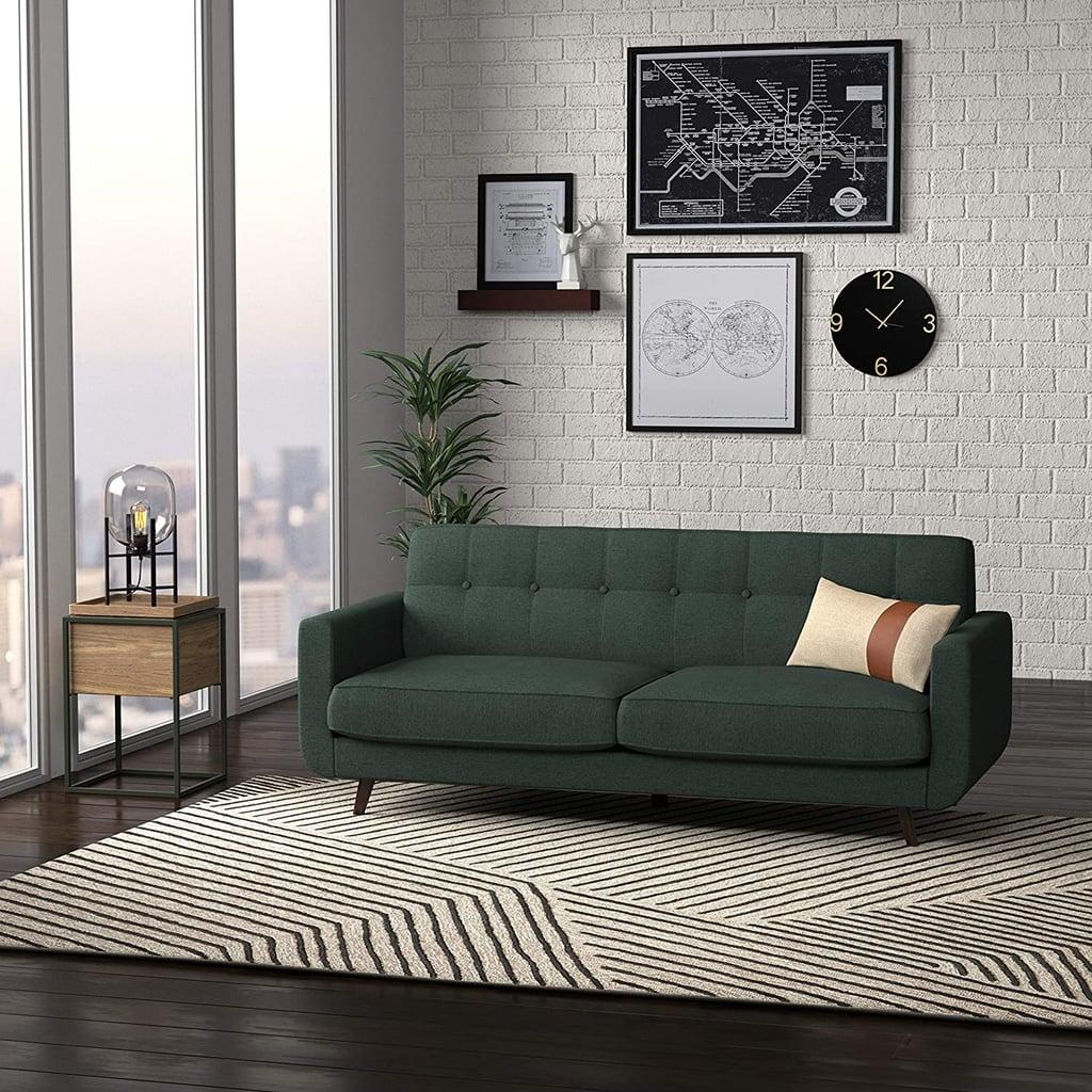 Rivet Sloane Mid-Century Modern Sofa