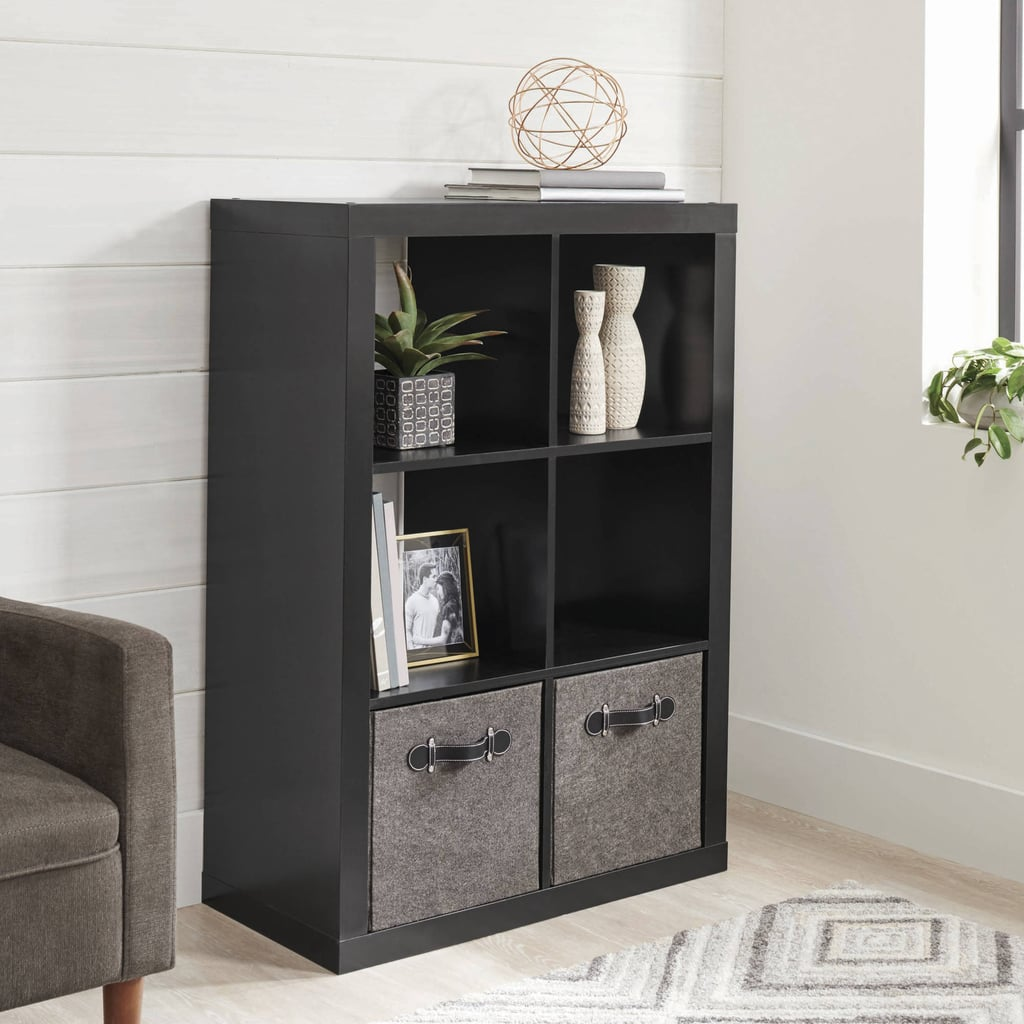 Better Homes And Gardens Square 4 Cube Storage Organizer Best Home