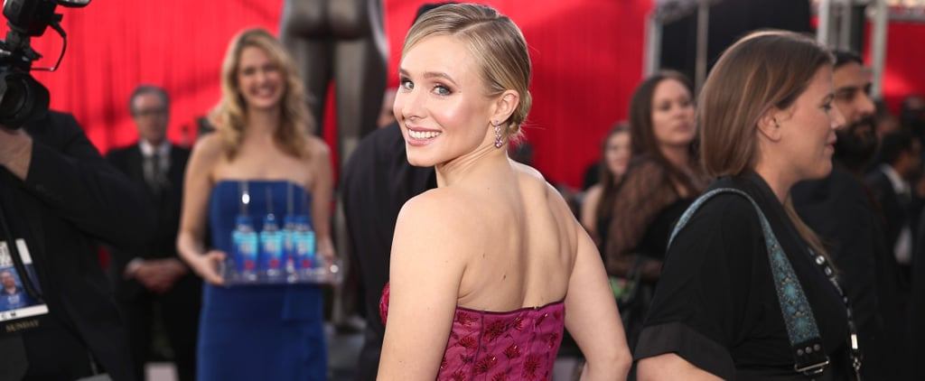 "Kristen Bell Got ""Anal Worms"" From Her Kids, and Yup, Welcome to the Thunderdome That Is Motherhood"