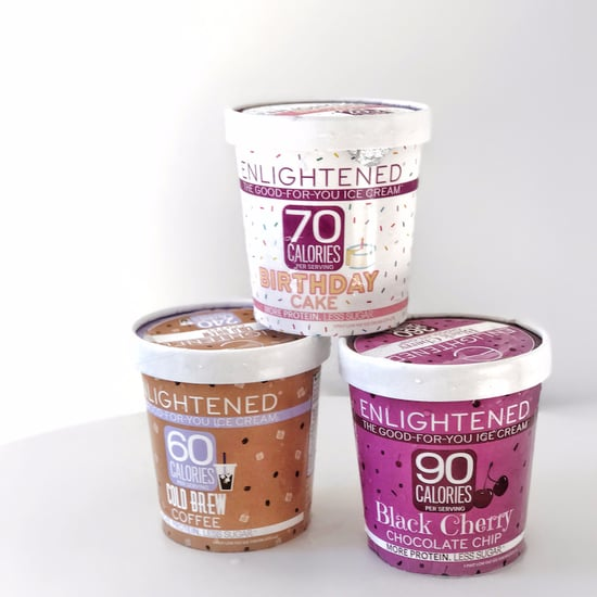 Enlightened High-Protein Ice Cream Flavors