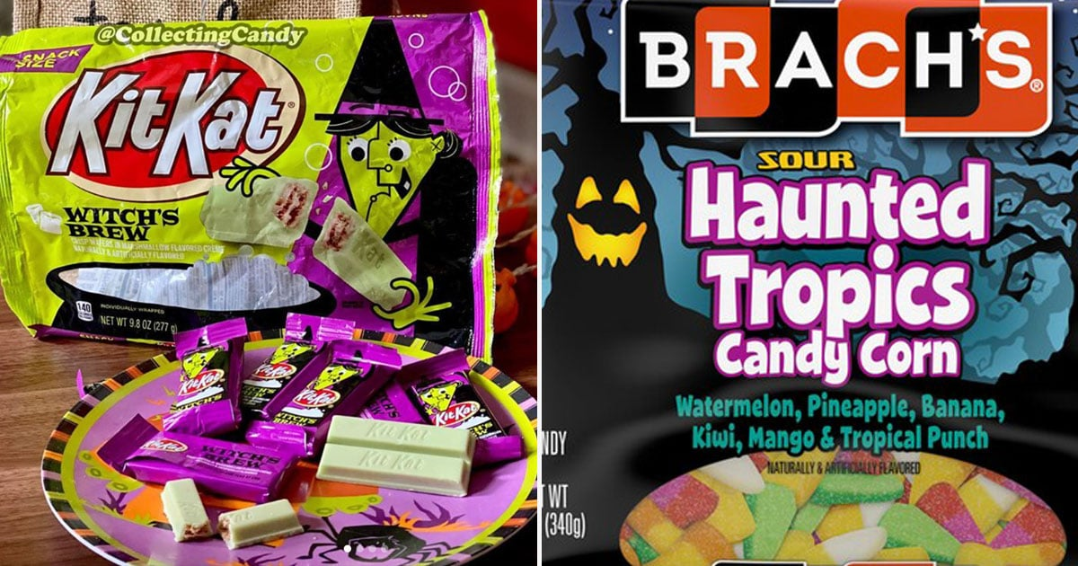 This Year's New Halloween Candy Is Here, and I Need a Bag of the Mellowcreme Caramel Apples