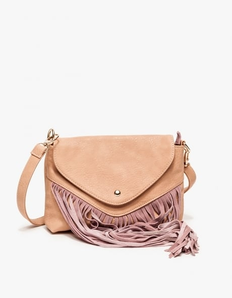 Need Supply Fringed Bag