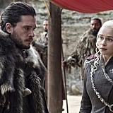 Of course, this is all based on one version of real world succession rules. Game of Thrones has never fully explained the rules of succession in Westeros, and it has been established in the show that many characters believed Robert was a usurper even after he became king. These people are devoted to the idea that the Targaryen line is the one and only true dynasty, and they would surely support Jon's claim. So, while Cersei may be within her rights to sit on the Iron Throne, there's no denying House Targaryen is destined to rise again. The real question is if Daenerys will be able to live with the knowledge that Jon has a better claim to the throne than she does, or if her newfound family member and lover will be seen as a threat to her power when the Great War ends.