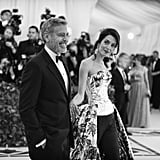 George and Amal Clooney | Black-and-White Photos