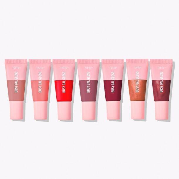 Tarte Lip Glossary Lip Gloss Set