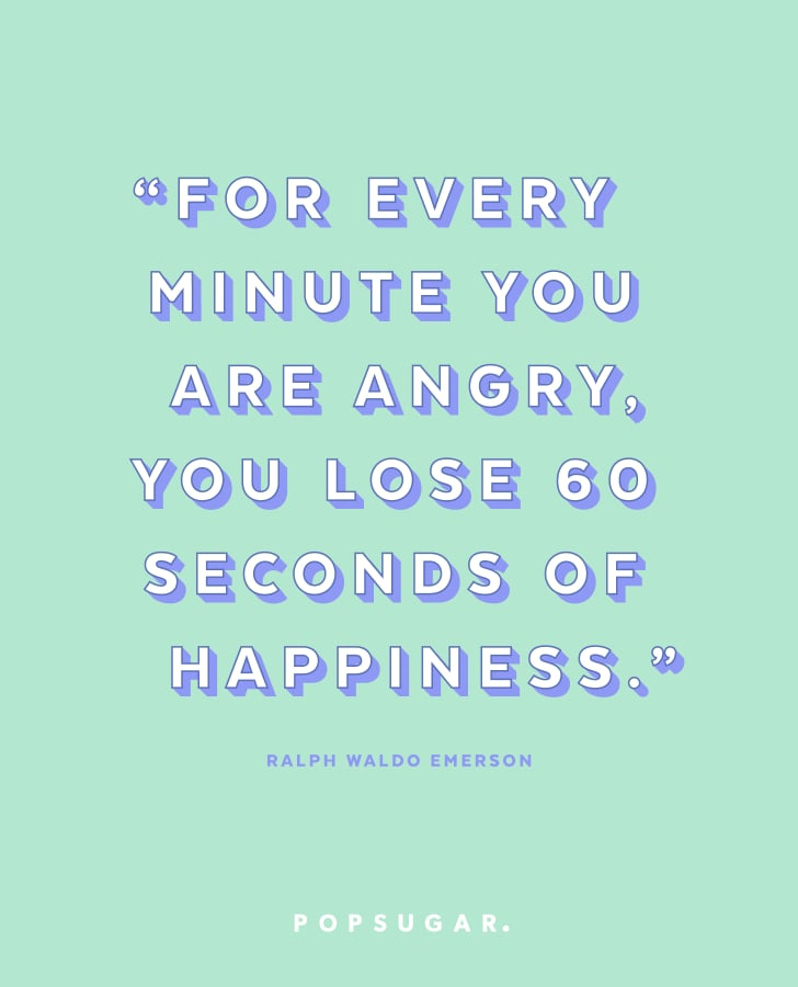 Anger Is a Waste of Time