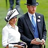 Even Royals Wear Name Badges