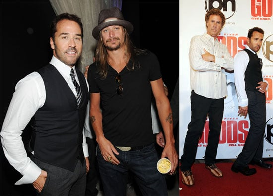 Photos of Jeremy Piven, Kid Rock and Will Ferrell on the Red Carpet