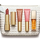 Clarins My Sparkling Lips Collection, $45