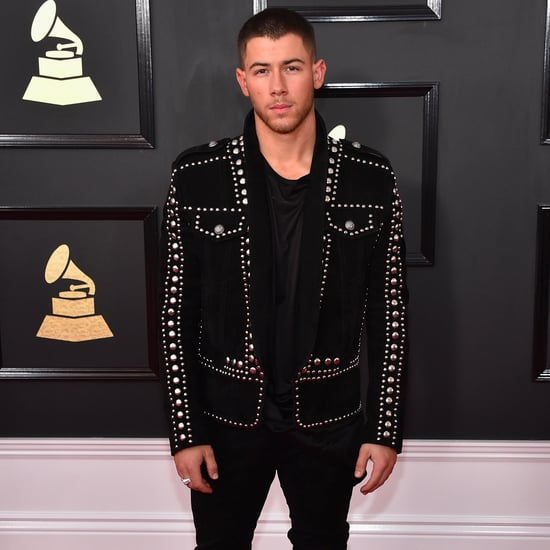 Hot Guys at the 2017 Grammys