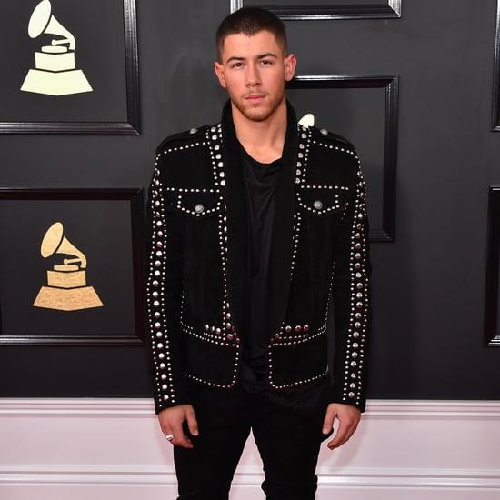 Hot Guys Grammy Awards 2017