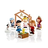 Peanuts Nativity Set