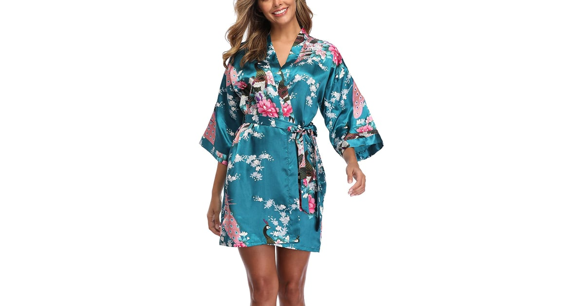 Shop Similar Floral Robes For Yourself A Very Necessary Deep Dive Into Mariah Carey S Extensive Floral Robe Collection Popsugar Fashion Photo 12
