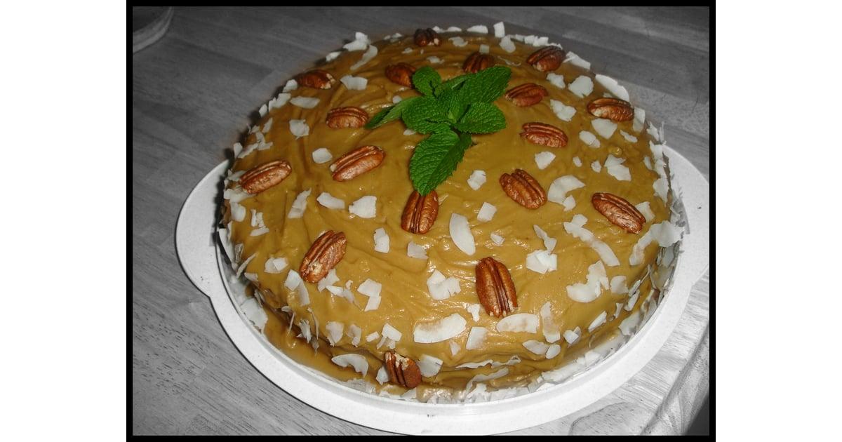 Paula Deen Caramel Cake Frosting