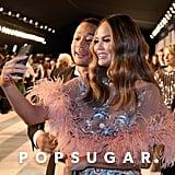 Pictured: John Legend, Celebrities, and Chrissy Teigen