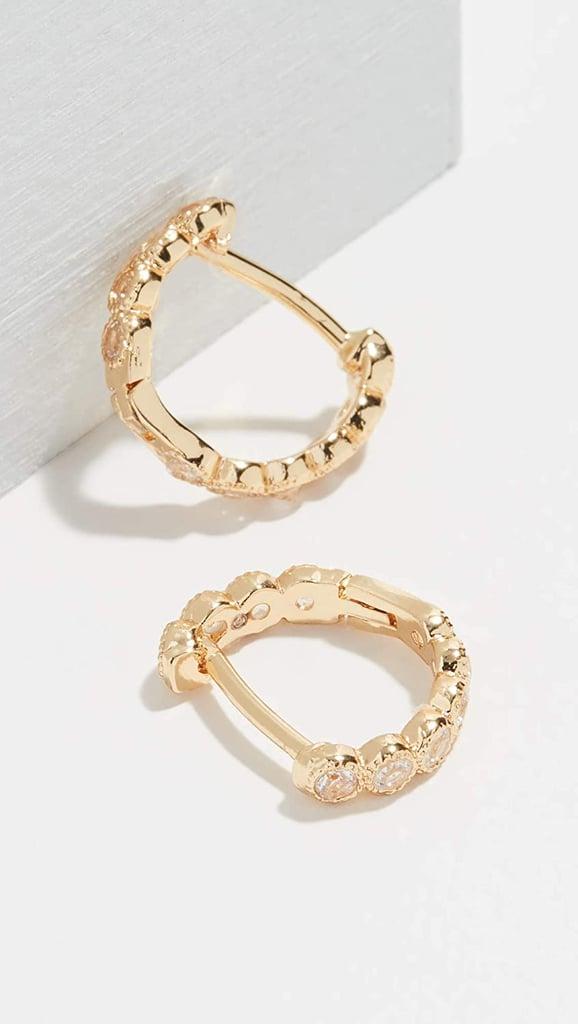 Gorjana Madison Huggie Earrings