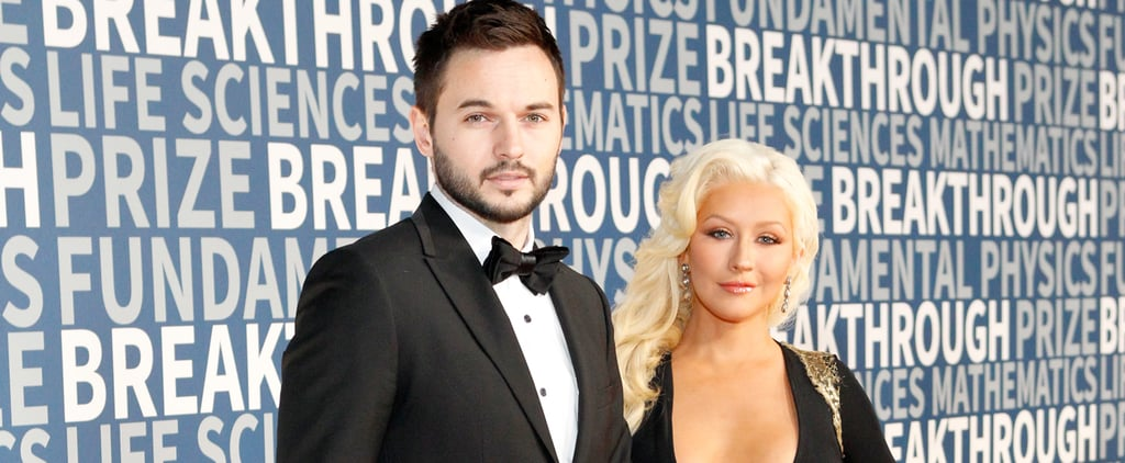 Warning: Christina Aguilera's Family Snaps Are About to Give You Cute Overload