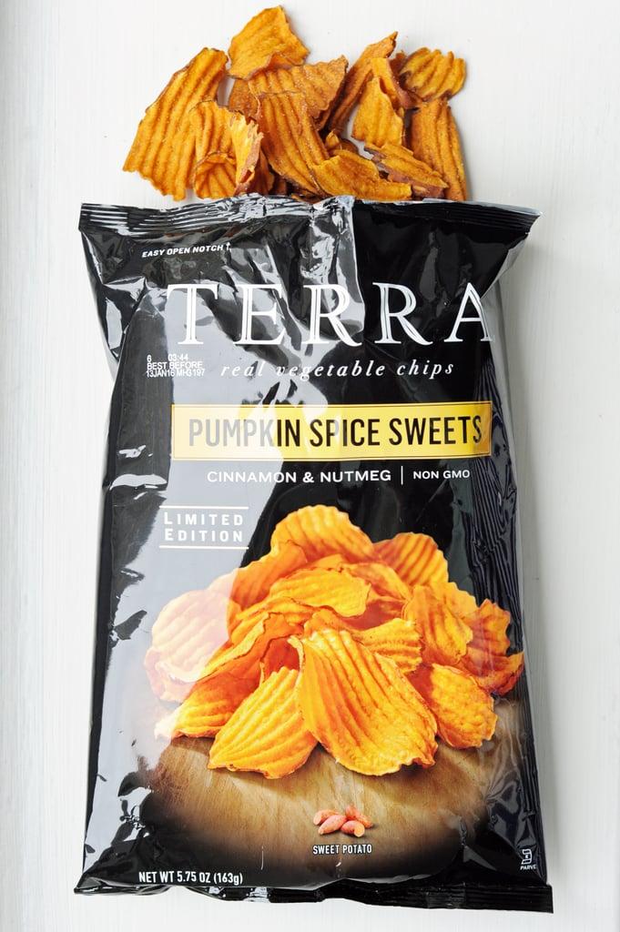 Terra Pumpkin Spice Sweets