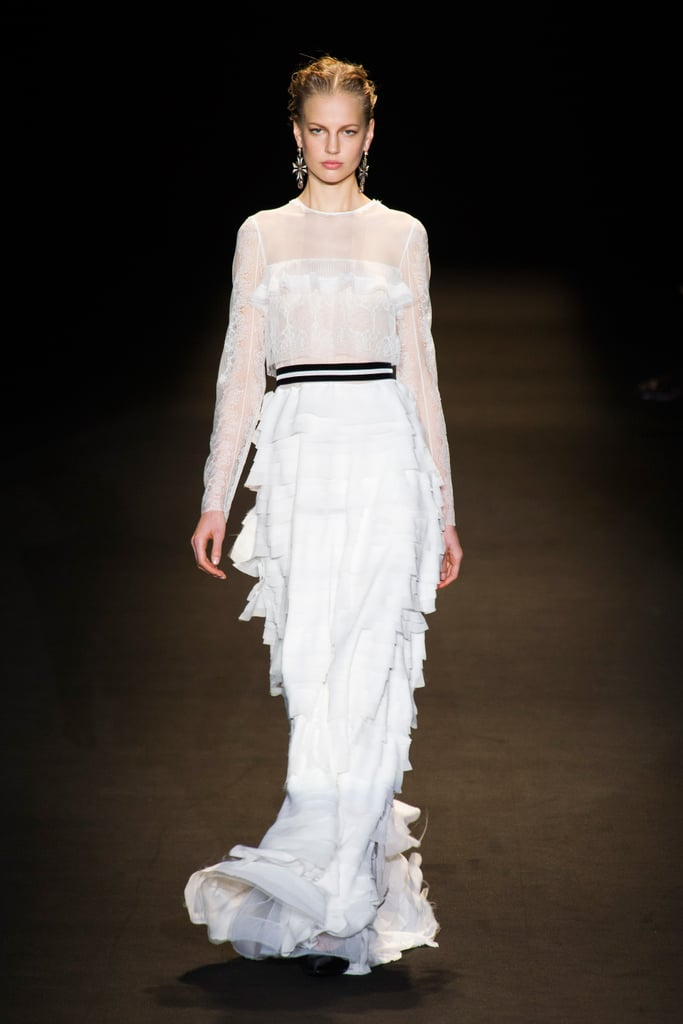 A Lesson in the Loveliest Kind of Dressing From Alberta Ferretti Fall '13