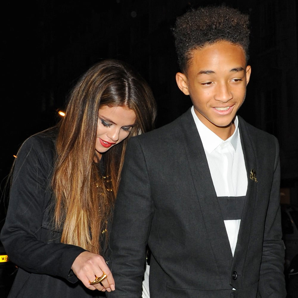 Selena Gomez With Jaden Smith and Will Smith | Photos