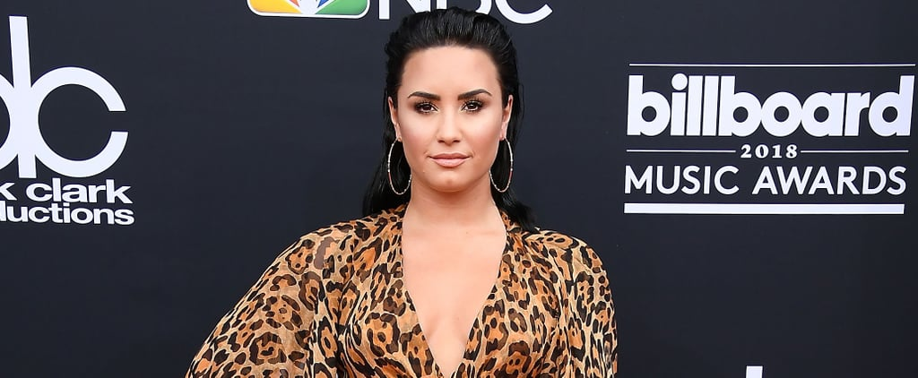 Demi Lovato Celebrates Six Months of Sobriety January 2019