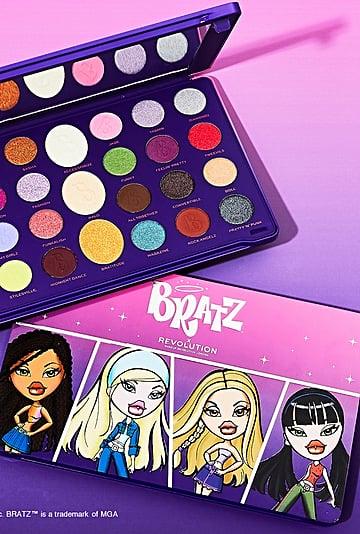 Revolution Beauty Is Releasing a Bratz Makeup Collection
